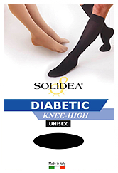 diabetic knee high packaging
