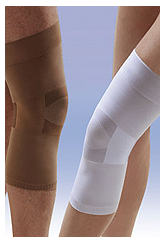 knee support detail